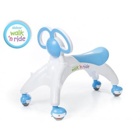 Walk´n Ride Azul. Andador para niños