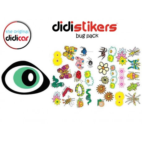 Pegatinas Didistickers Bug Pack